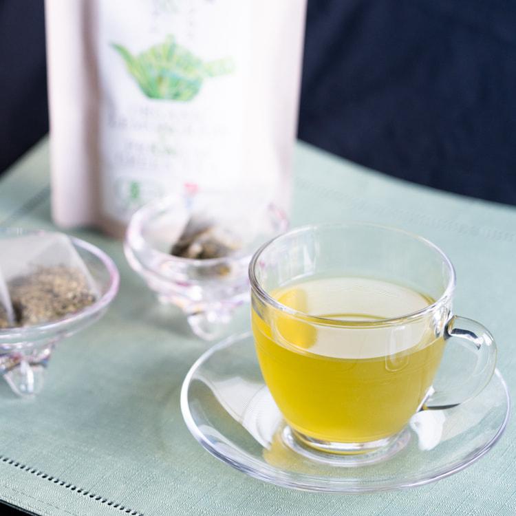 有機レモングラス&プレミアム煎茶