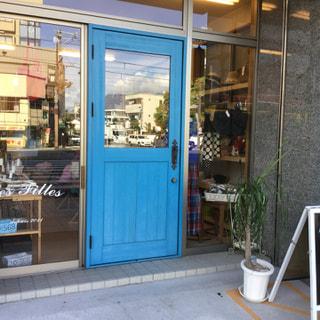 鹿児島市荒田にあるLes  Filles(レフィーユ)でハーブティーが販売開始となりました。