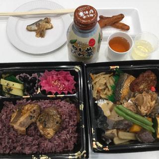 「薩摩黒膳」鹿児島の黒食材を食べて健康になる「黒膳」鹿児島大学にて。